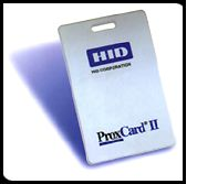 HID 1326 ProxCard II Proximity Card, open format
