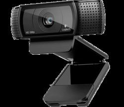 Logitech Hd Pro Webcam C920 For Easylobby Solo Or Svm El Log
