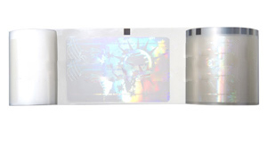 Magicard M9007-248/R Holographic Laminate - 255 imprints