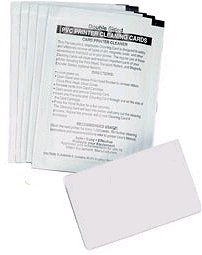 105912-912 Zebra Cleaning kit (4 print engine and 4 feeder cards) - P110i/P120i