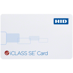 HID Mobile Access - iCLASS SE Reader Configuration Cards