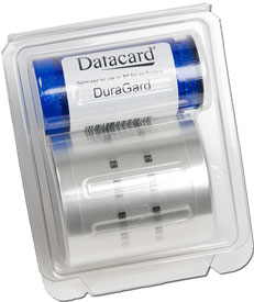 553277-101 Datacard 1.0 Mil DuraGard Clear Overlamination - 250 Images - Non SP Series