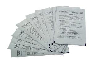 552141-002 Datacard Isopropanol Cleaning Cards (10/pack)