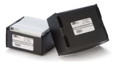 800059-106 Zebra UHF RFID PVC card, Gen 2, with magnetic stripe, 30 mil (100 cards)