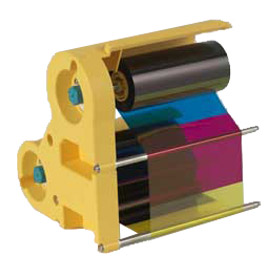 Magicard Prima152R Color Ribbon - YMCK-UV - 750 prints