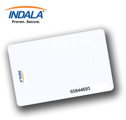 Indala CX-ISO ISO Proximity Card, Casi-Rusco Compatible