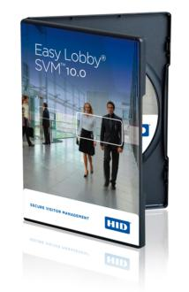 HID EL-96000-SVM10 EasyLobby SVM Secure Visitor Management software