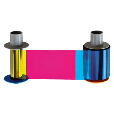 Fargo 81733 Color Ribbon - YMCKO - 250 prints