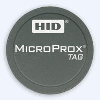 HID 1391 MicroProx Proximity Tag