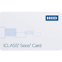HID 5006 iCLASS 8Kb Seos Contactless ISO Composite Card