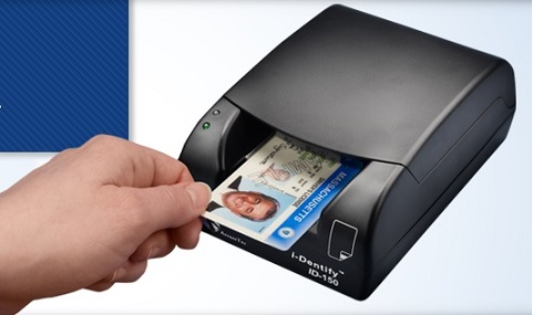 EasyLobby EL-AST-ID150 AssureTec ID-150 Card Authentication Scanner