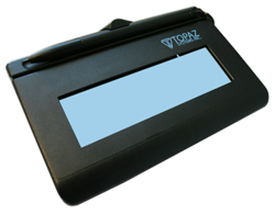 Topaz Systems SignatureGem LCD Signature Capture Pad (for EasyLobby Solo and SVM)
