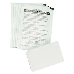 104531-001 Zebra cleaning cards - Qty 100