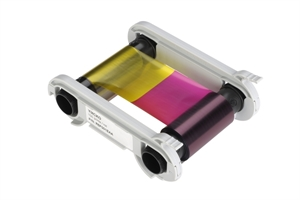 Evolis Zenius R5F001AAA Color Ribbon - YMCKO - 100 prints